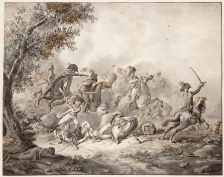 De Engels-Russische invasie van 1799