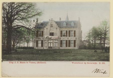 Westerhoutplein 5 in Beverwijk, 1900-1902