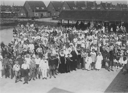 Polderdag, waarschijnlijk 1935.