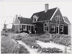 De wederopbouw op de Zaans Schans, jaren zestig