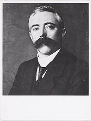 Kornelis ter Laan, de eerste SDAP-burgemeester.