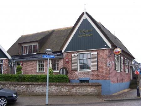 Herberg 'De Moriaan' in Warmenhuizen
