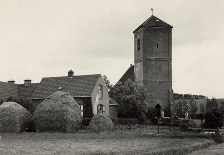 De Stompe Toren in Spaarnwoude.