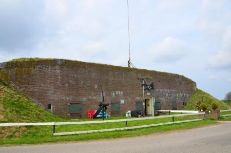Kruitkamer II aan de Zeedijk in Assendelft
