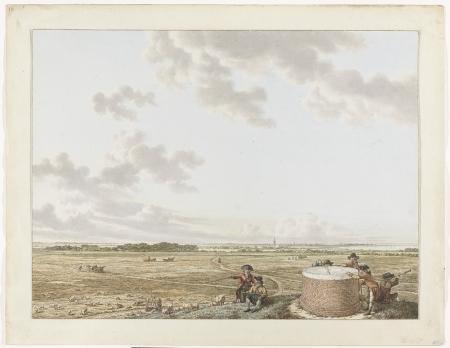 Jacob Cats, Gezicht vanaf de Tafelberg