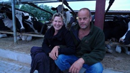 John en Anita Klaver.