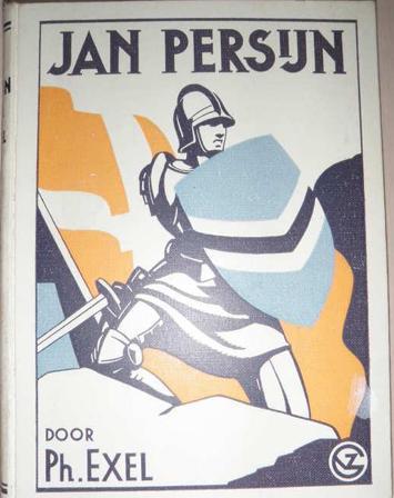 Voorkant van het boek 'De Lotgevallen van Jan Persijn'