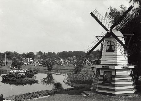 De Linnaeushof in 1965