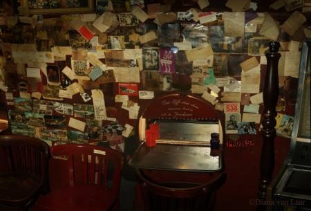 Interieur café Bet van Beeren
