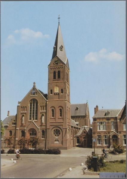 Corneliuskerk in Limmen.