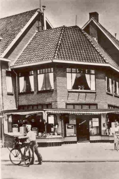 Dorpsstraat Castricum.