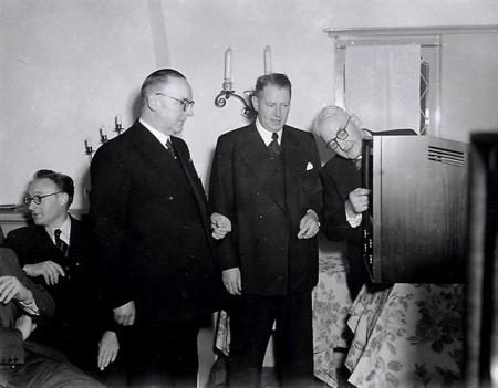 Hotel De Rozenboom anno 1951.