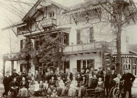 Kolonisten Walden, 1900