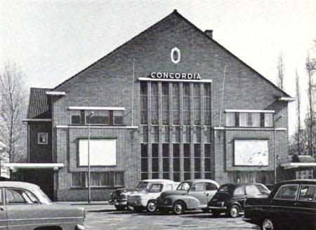 Studio Concordia anno 1964.