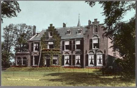 Westerhout in 1959. Foto door JosPe, Arnhem