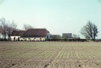 Witte Boerderij, begin jaren 70.