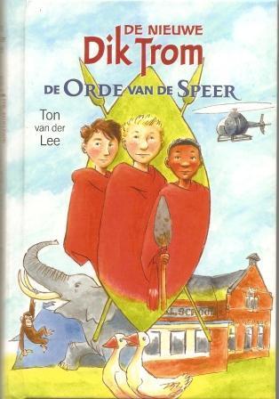 Boekomslag De Nieuwe Dik Trom uit 2010