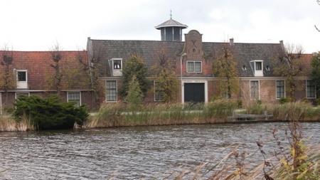 Kruitfabriek aan de Amstel