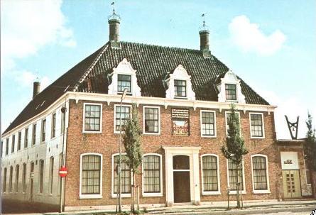 Het Hervormd Weeshuis van Purmerend in 1974.