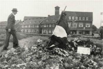 Oorlogsmonument Jan Gijzenkade.