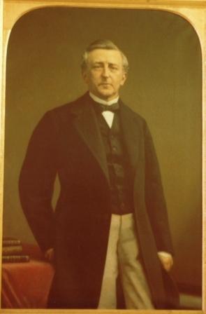 Portret van Cornelis van Foreest.