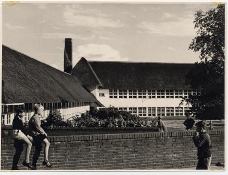 Fabritiusschool, 13 september 1954.