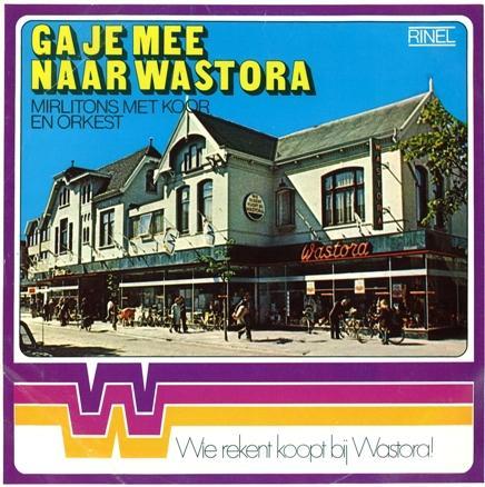 'Ga je mee naar Wastora', de achterkant van de single 'Retteket AZ'.