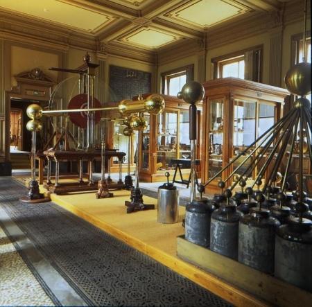 Van Marums 'ongemeen groote electrizeer-machine', 1784.