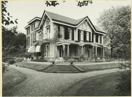 Het uit 1880 stammende Vaart en Duin