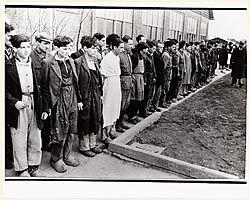 Op 20 maart 1941 was de gedwongen ontruiming van het Joodsche Werkdorp.
