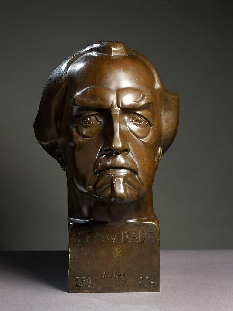 Dr. F.M. Wibaut (1859-1936), wethouder van Amsterdam (1914-1927) en (1929-1931).