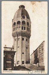 oude watertoren (uitkijktoren)