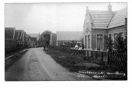 Foto: Collectie Maarten Stoepker, Den Burg, Texel