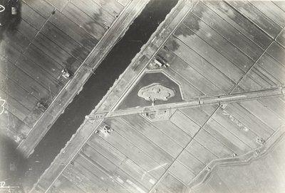 Fort Zuidwijkermeer aan het Noordzeekanaal.