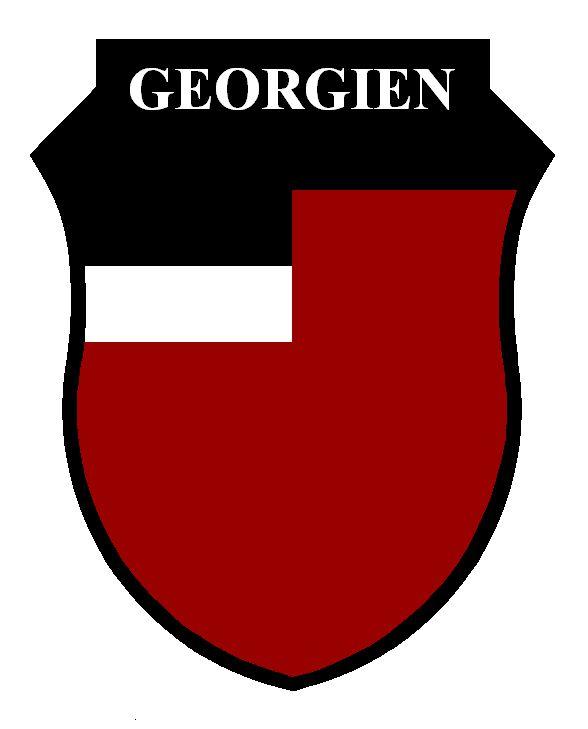 Plaquette van het Georgische Legioen.