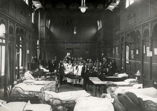 Rode Kruis oefening Weesp.