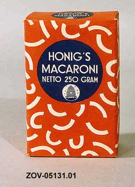Macaroniverpakking.