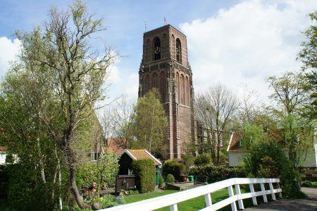 De stompe toren van Ransdorp.