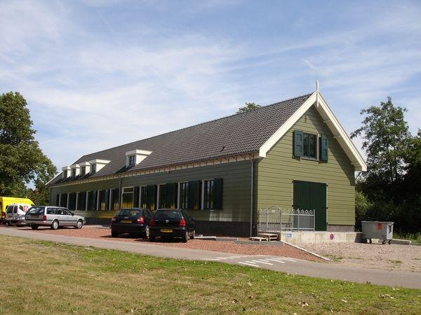 Genieloods Fort bij Marken-Binnen.