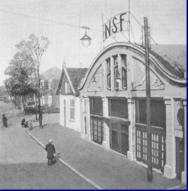 Voormalige fabriek NSF