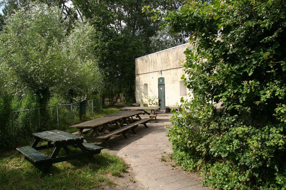 Groepsaccomodatie Fort bij Penningsveer