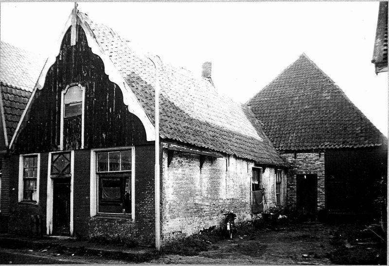 De boerderij van Klapwijk.