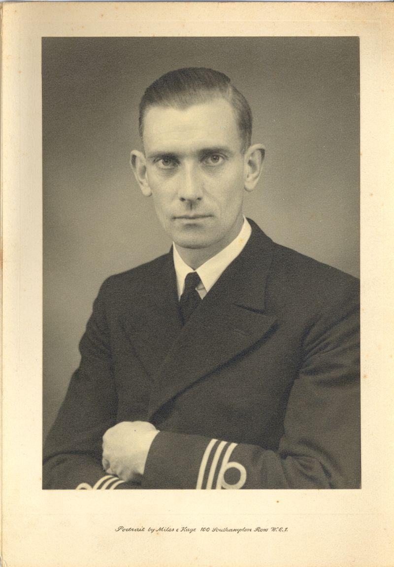 Wim Peeters als eerste stuurman.