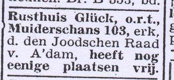 Rusthuis Gluck