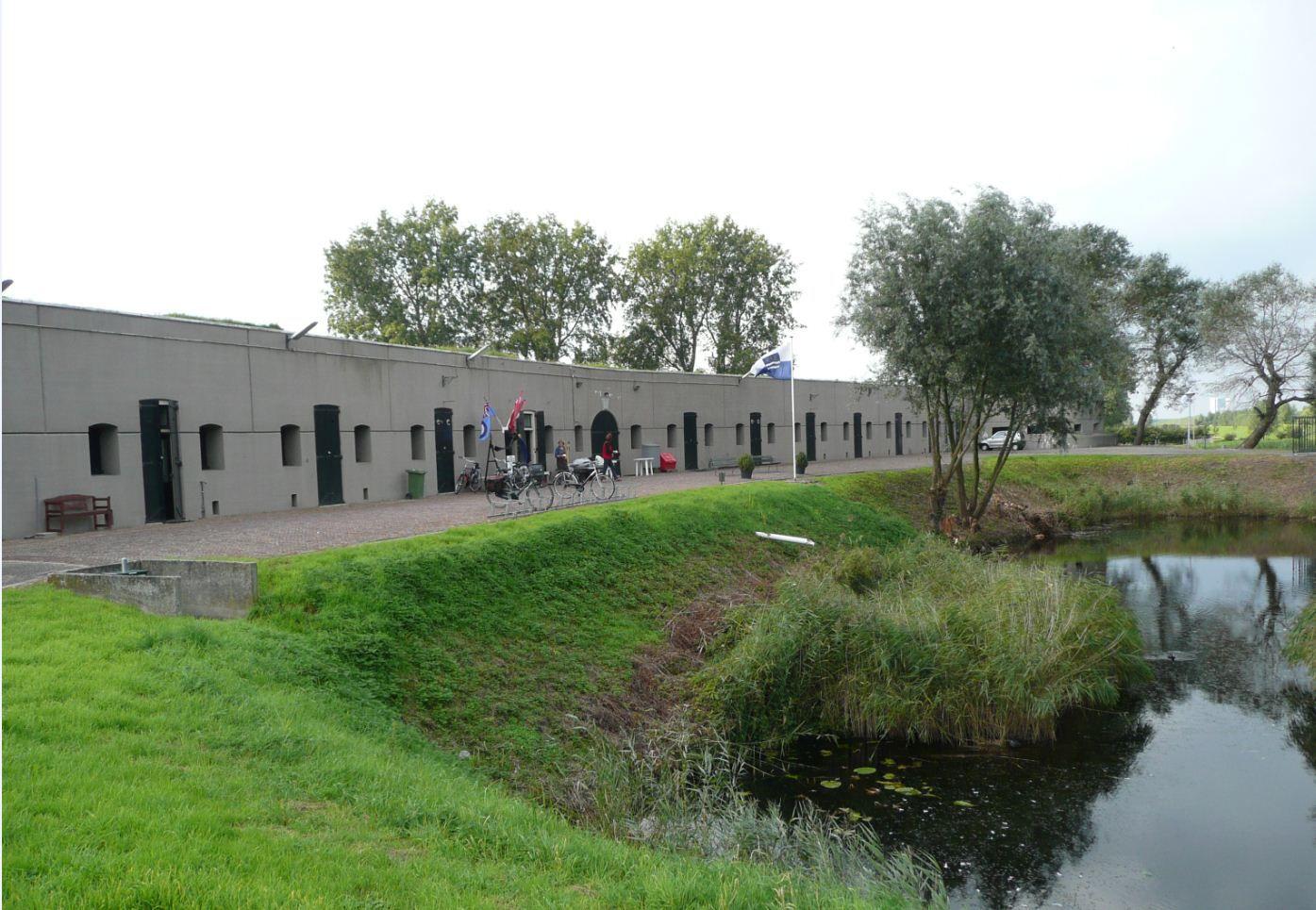 Fort bij Aalsmeer.