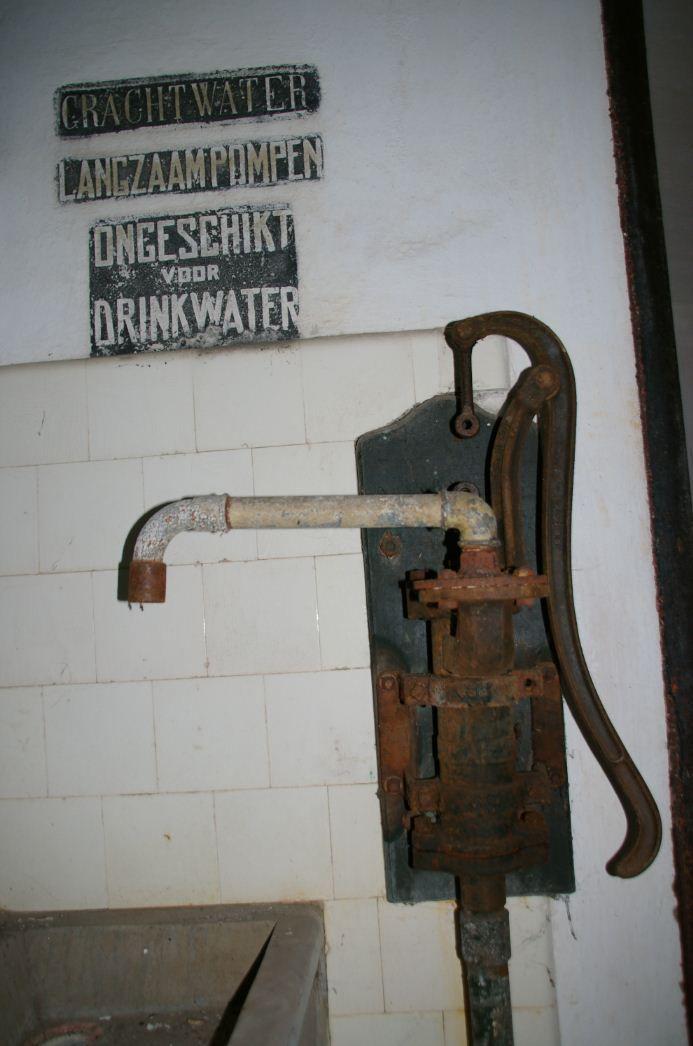 Waterpomp Fort bij Uithoorn