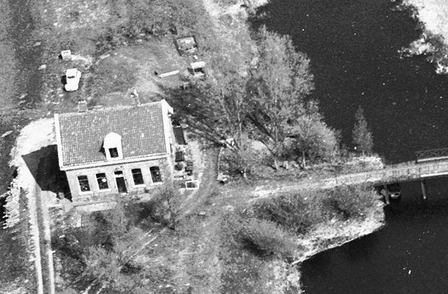 Fortwachterswoning Fort in de Botshol, bron: Rijksdienst Cultureel Erfgoed