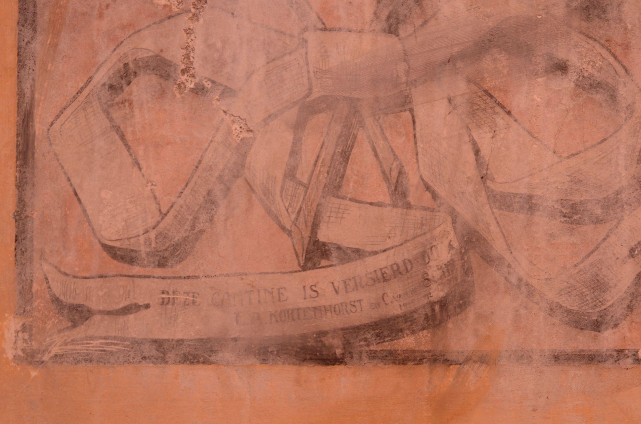 signatuur Louis Kortenhorst