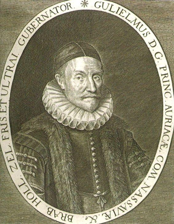 Portret Willem van Oranje