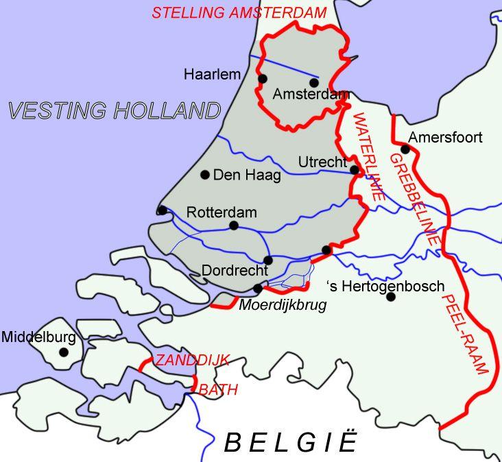 Vesting Holland